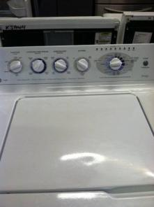 GE Washer and Gas Dryer Combo SALE