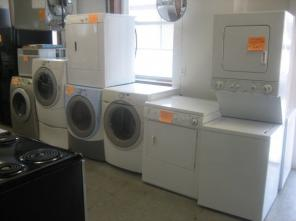Washer, Dryer Sale